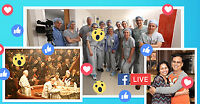 How St. Joe's planned live-streamed a kidney transplant