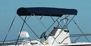 Bimini Top off my 18 Ft Boston Whaler Dauntless Boat