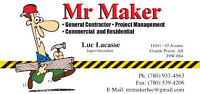 Sound Proofing Solution with Mr Maker