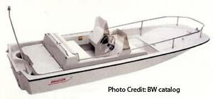 BOSTON WHALER SUPER SPORT LIMITED UPHOLSTERY KIT 13' 15; SSL