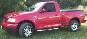 *****WANTED******Tonneau cover for F150 step side