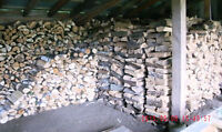 Hardwood maple firewood for sale