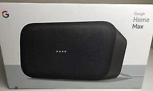 Google Home Max - Sealed BNIB - $290