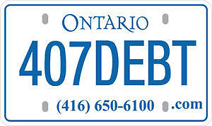Can't Drive? Unpaid Parking/Traffic Tickets & 407 Debt Problems?