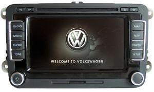 vw rns 510 vehicle electronics gps ebay. Black Bedroom Furniture Sets. Home Design Ideas