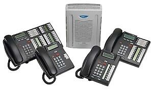 Nortel BCM Phone system