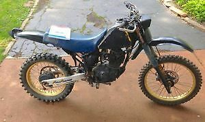 Wanted Project Dirt Bike