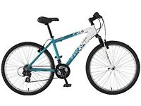 Apollo twilight mountain bike, light weigh