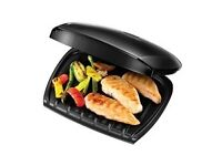 New George foreman 5 portion health grill