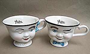 Mr. and Mrs. Baileys Irish Cream Coffee Cups
