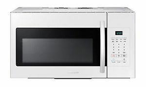 Samsung Over The Range Microwave White 1.6cu.