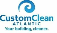 Evening Cleaners ($12/hr Sunday to Thursday - Dartmouth)
