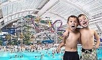 West Edmonton Mall all day ride pass