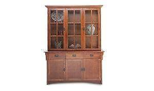 Oak China Cabinets