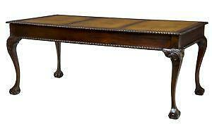 Delicieux Antique Library Table