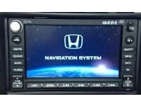 Latest 2017-18 Sat Nav Disc Update for Honda V3.B0 Navigation Map DVD. www latestsatnav co uk