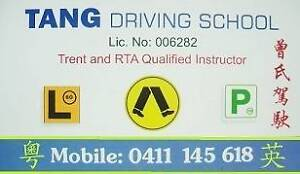 TANG DRIVING SCHOOL Lidcombe Auburn Area Preview