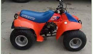 Looking to purchace Suzuki 50 atv