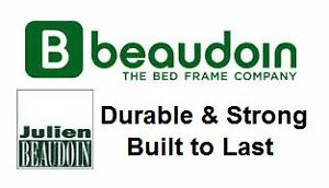 METAL BED FRAMES! Save The TAX * Canadian Made & BUILT TO LAST London Ontario image 5