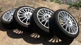 OZ Racing Superturismo 17 Inch Rims Alloys Wheels