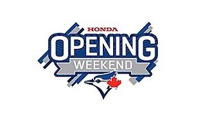 Blue Jays Home Opener Weekend - March 31st