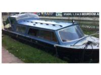 Dawncraft cruiser, 23', E. London