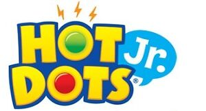 Hot Dots Electronic Interactive Books