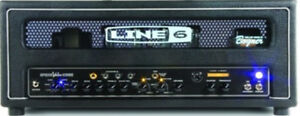 Line 6 HD100 MKii with MKii foot controller