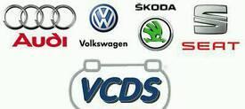 VCDS (Vagcom) - Fault code scanning, coding, tweaks, diagnostics, VW, Audi, Seat, Skoda, VAG