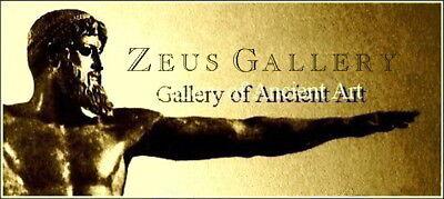 ZEUS ANCIENT COINS & ARTIFACTS