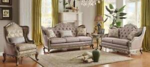 BEST QUALITY SOFA SET UPTO 50% SALE  3 PC SOFA SETS STARTING FROM: $1498 (HD 5)