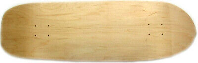 MOOSE Skateboards OLD SCHOOL 10x33 NATURAL Blank DECK