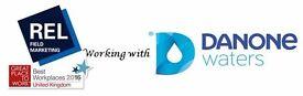 Field Sales Representative - Danone Waters (Coventry)