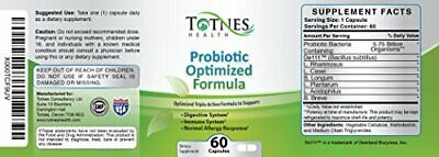 Totnes' New Stomach-Surviving Super Strong Soil Based Probiotics 60 Day Supp... 1