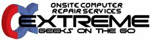 Need Your Computer Fixed? Call Extreme Geeks On The Go - SPECIAL