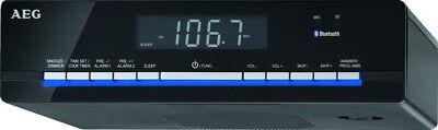 AEG Küchenradio+Bluetooth Unterbau-Radio Radiowecker Werkstattradio KRC 4361 BT