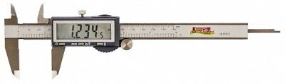 Spi 18-010-9 Ip54 Digital Electronic Caliper 0-6 Range With Large Lcd Display