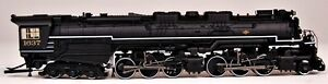 Rivarossi-HO-Scale-Steam-2-6-6-6-Allegheny-DCC-Sound-Equipped-Ches-Ohio-HR2356
