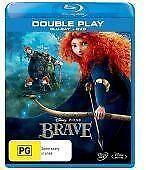 Brave Blu Ray