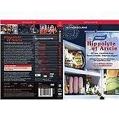 Rameau: Hippolyte Et Aricie: Glyndebourne DVD NEW