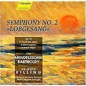 F.Mendelssohn Bartholdy - Symphony No. 2  CD NEW