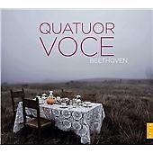 Quatuor Voce - L.V. Beethoven (2013, CD New)  SEALED
