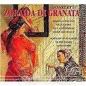 Unknown Artist Donizetti: Zoraida di Granata CD ***NEW***