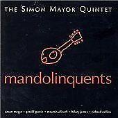 Simon Mayor Quintet : Mandolinquents CD (2001) ***NEW***  SEALED