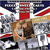Various-Forces Sweethearts Heartthrobs Of World   CD NEW