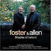 Foster & Allen - Shades of Ireland: 2008 Crimson CD album (Easy, Irish)