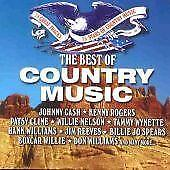 Country Music CD Lot