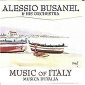 Music Of Italy, Alessio Busanel CD | 5032427074123 | New