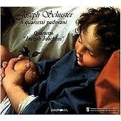JOSEPH-SCHUSTER-6-QUARTETTI-PADOVANI-NEW-CD