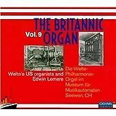 ~~New~~Clarence Eddy : The Britannic Organ - Volume 9 CD (2015)